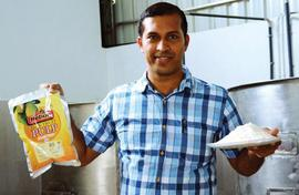 Jackfruit finds a company that knows to dream big