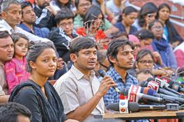 Dissent, politics and   campus karma at JNU