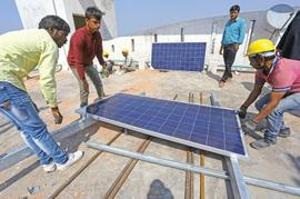 Gurgaon residents to produce, sell solar power