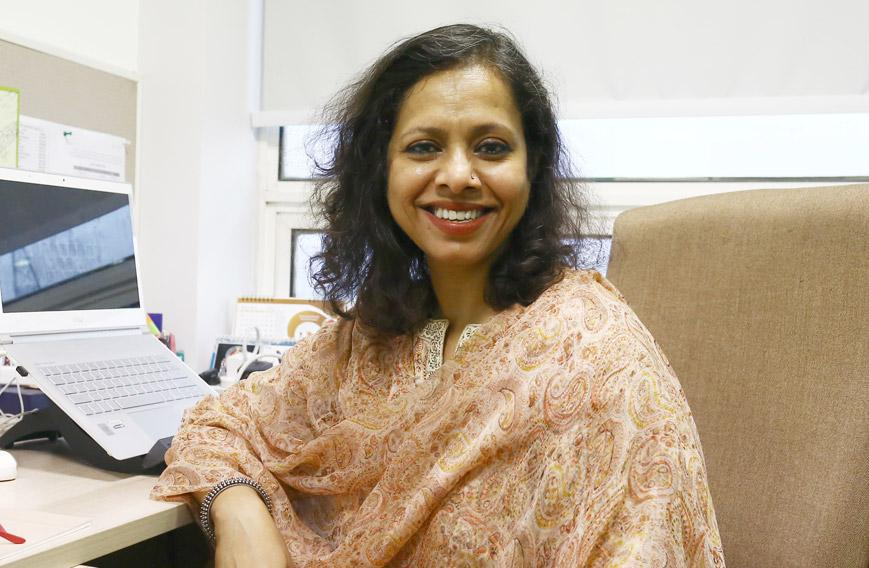 13 Questions With :     Ratna Vishwanathan, CEO of Microfinance Institutions Network (MFIN)