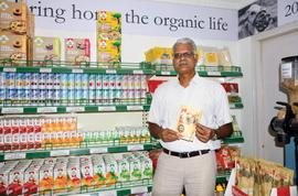 Healthy, organic foods from Raj Seelam's 24 Mantra