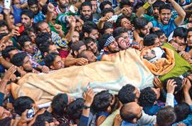 Burhan Wani and the flashpoint in Kashmir