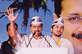 AAP speeds up its Goa campaign