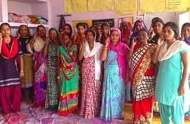 Village women get a helpline