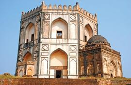 Medieval India's sights and sounds in Bidar