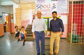 SEED takes over, upgrades low-cost pvt schools