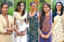 The many stories of Saahas  from all over India