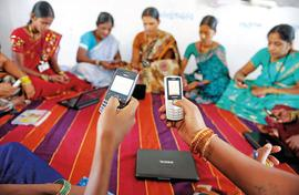 Why Bharat lags in going digital
