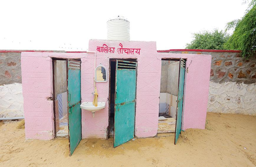 The story of toilets and schools - Civil Society Magazine