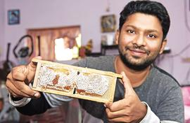 There is money in honey! Ask Raikar & Co.