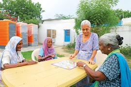 For the aged, a home of their own in Delhi