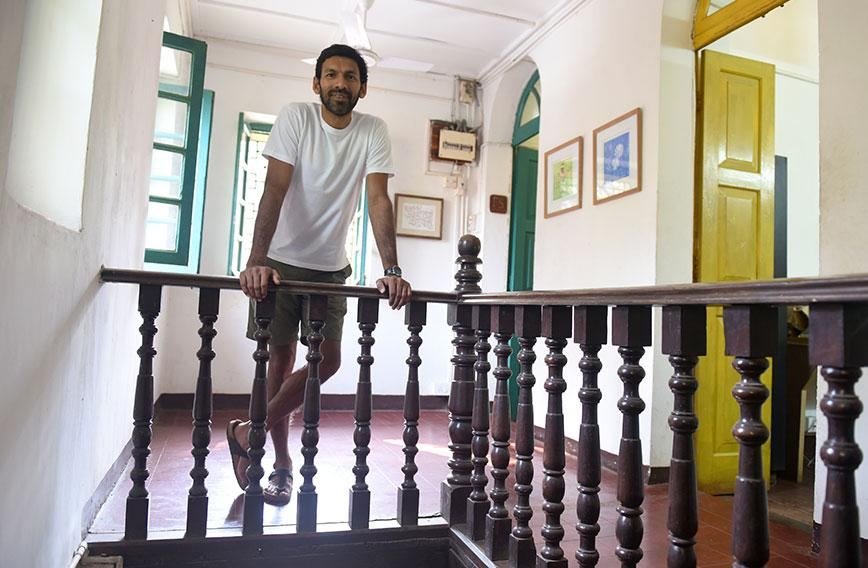 Mapping heritage homes in Goa