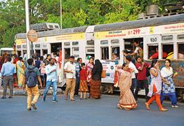 Will trams get a new lease of life in polluted Kolkata?