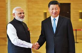 China's shadow on South Asia