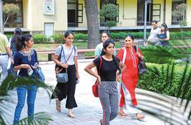 Women's safety: DU colleges get their act together