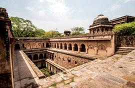 Mapping Delhi's water heritage
