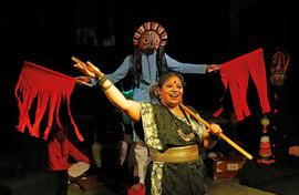 Shadipur curates a theatre fest