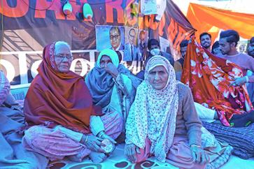 28 days and counting: the women of Shaheen Bagh