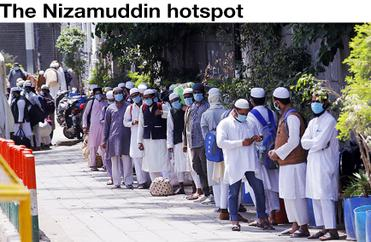 The Nizamuddin hotspot